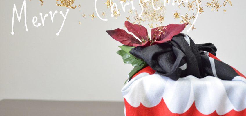 クリスマスプレゼントはラッピングもワクワク